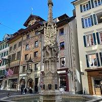 Guardsmen Fountain