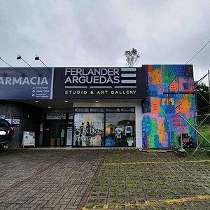 Ferlander Arguedas Studio & Art Gallery