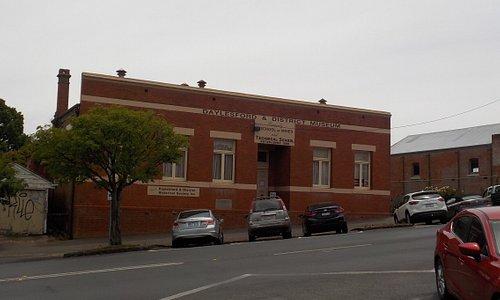 external view - next to Tourist Information Centre