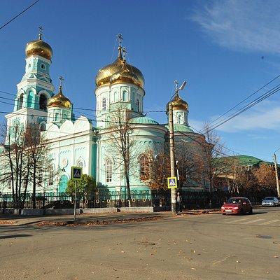 Казанский собор Сызрань
