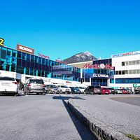 Einkaufszentrum FMZ IMST
