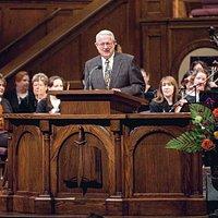 Senior Pastor Chuck Swindoll