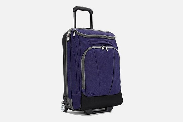 The TLS Mother Lode Mini 21-inch Wheeled Carry-On Duffel.