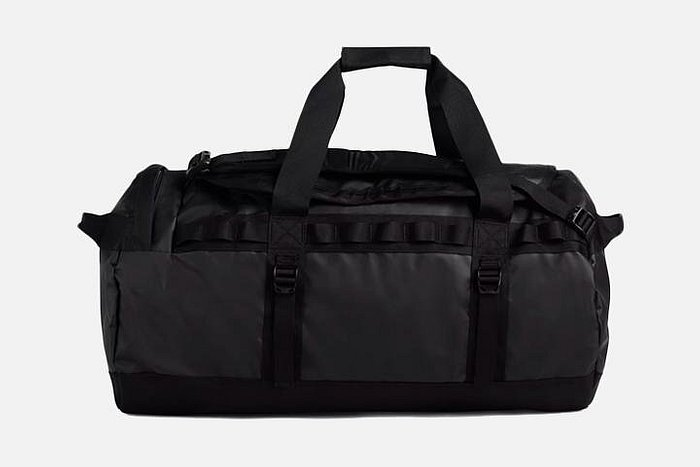 The North Face Base Camp Duffel in Black.