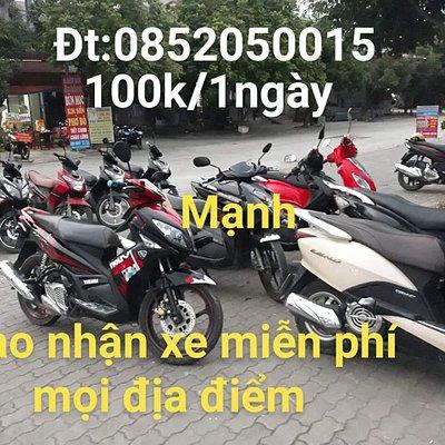 Cho thuê xe máy uy tín ở Ninh Bình