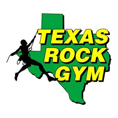 Texas Rock Gym Logo