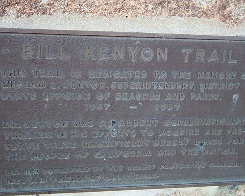 Bill Canyon Trail