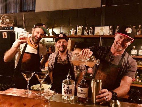 merry barmen