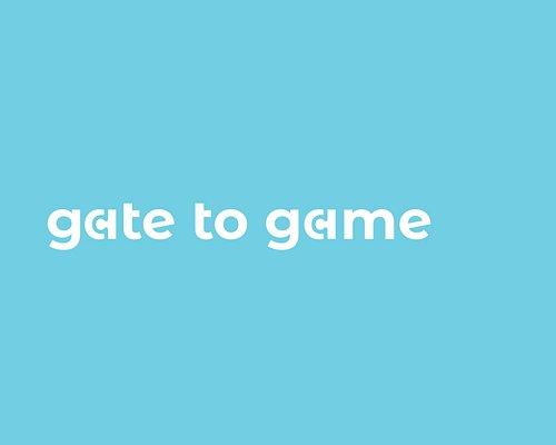 Gate to game logo