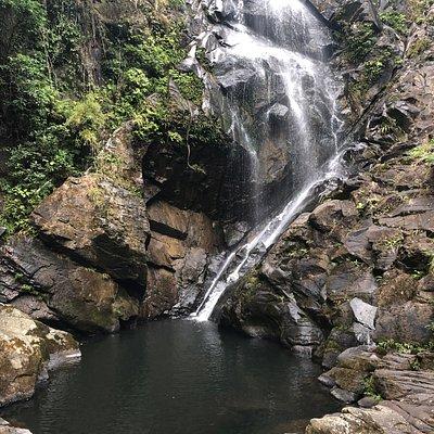 Mirror Pool Falls