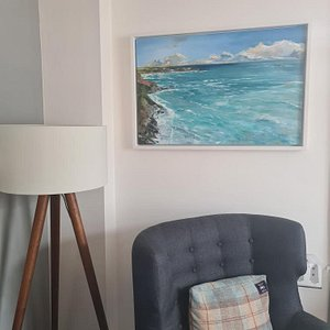 Happy customers painting at home!