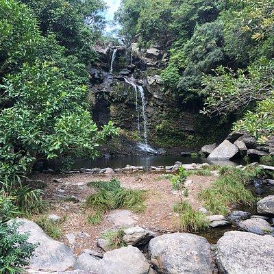 Bride's Pool Waterfalls