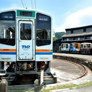 転車台(車両基地) / Railway Table (Railway Yard