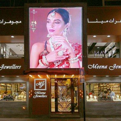 Meena Jewellers Cosmos Lane