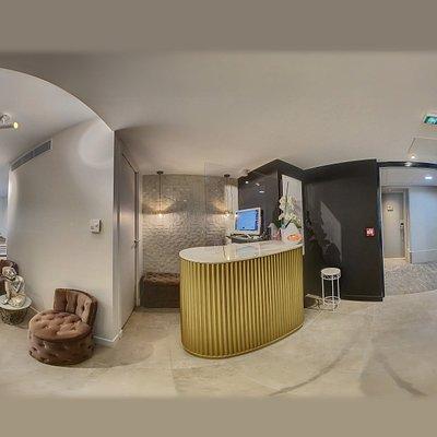 Bienvenue dans notre Spa de l'hôtel Méridien entièrement relooké