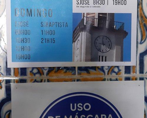 Hours of Service, Igreja de Sao Jose, Coimbra
