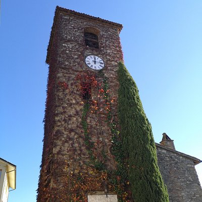 Torre in inverno