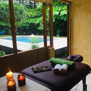 Tamarindo Massage and Myofascial Release Techniques awaits you for a relaxing session.