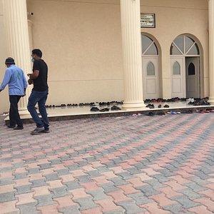 مسجد زيد السعيد