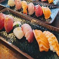 chefs choice assorted nigiri