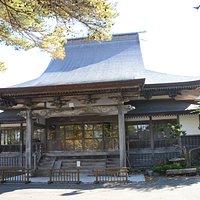正行寺本堂は国の重要文化財です