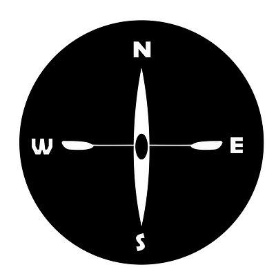 The Nordic Paddling logo