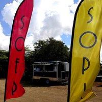 Eerste Soep truck van het eiland Lekker eten • Betaalbaar eten • Uitgebreid menu • Gezonde opties