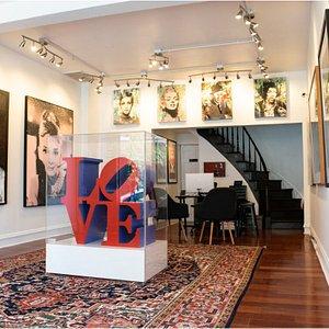 Gallery 1st Floor