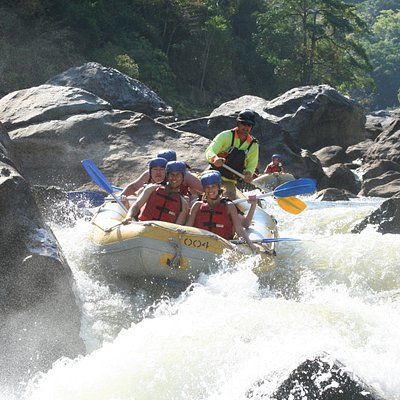 White Water Action!