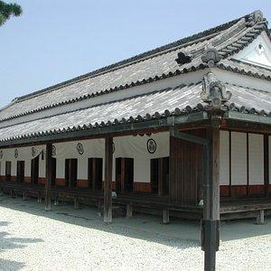 国指定特別史跡新居関跡 / National Special Historic Site-Arai Checkpoint