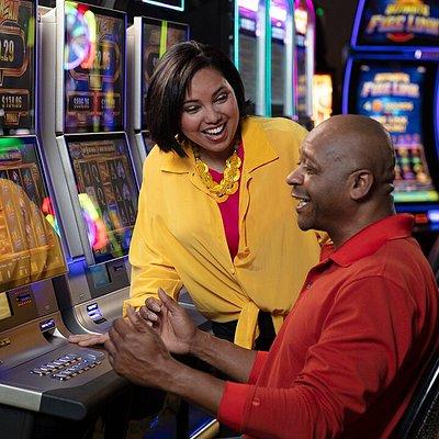 Slots at YBR Casino & Sports Book