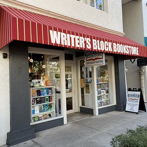 Writer's Block Bookstore flagship store is located on N. Park Avenue in the heart of beautiful downtown Winter Park.