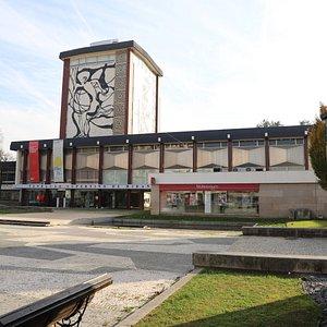 The headquarters of the Cupertino de Miranda Foundation.