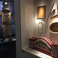Permanent exhibition of Jervis Bay history, Munggura-Nggul