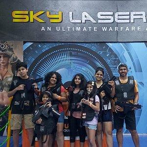 Sky Laser Tag Pune