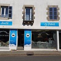 Photo de la boutik