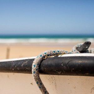 Barca de pescadores de Zahara de los Atunes playa