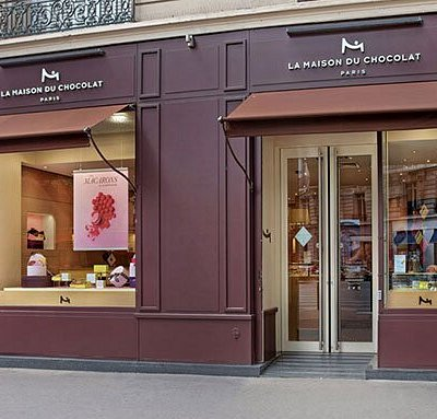 La Maison du Chocolat - 120 avenue Victor Hugo - 75116 Paris