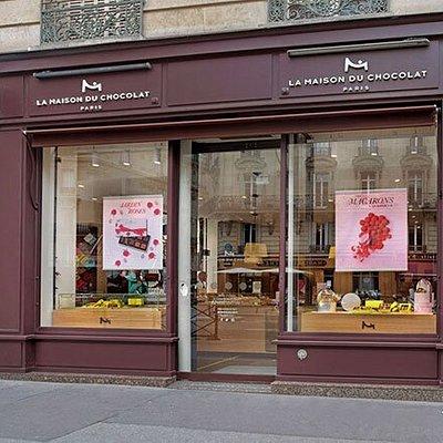 La Maison du Chocolat - 225 Faubourg Saint-Honoré 75008 Paris