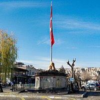 Vatan Heroes Monument Goreme
