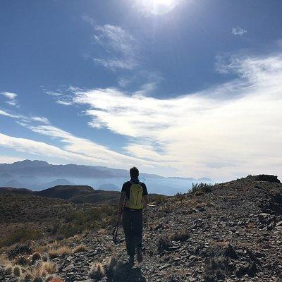 Endurance training in lower peaks.