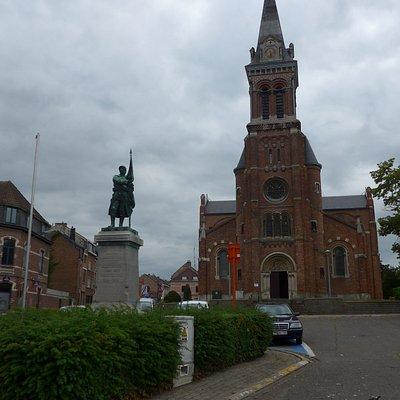 Heverlee, Parochiekerk Sint-Jozef En Sint-Lambertus