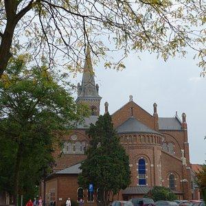 Heverlee, Church of Sint-Jozef en Sint-Lambertus