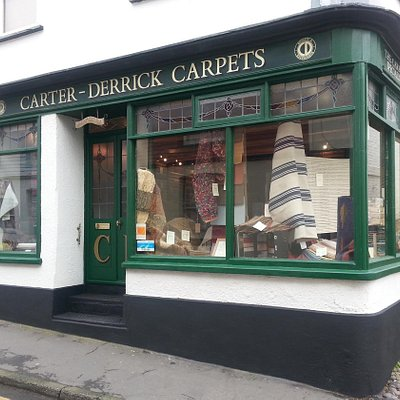 Carter-Derrick Carpets, The Classis Carpet Specialist of Topsham, on the Exe estuary, Suppliers of British & New Zealand Wool quality carpets, Natural Sisal, ( Bespoke ) stair runners, LVT & Vinyl floorcovering.