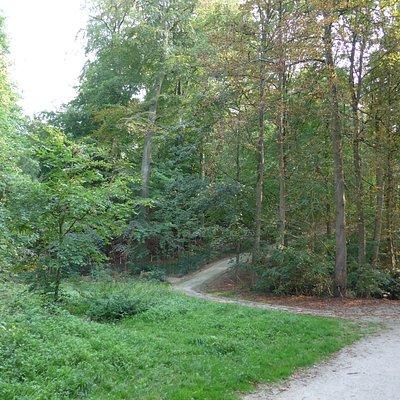 Uccle, Parc de Wolvendael