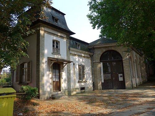 Uccle, Parc de Wolvendael, Ecole d'Art d'Uccle