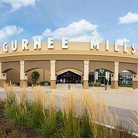 Gurnee Mills Entrance A exterior