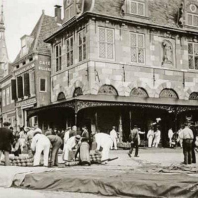 Omstreeks 1895