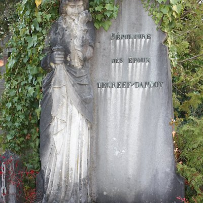 Uccle, Cimetière du Dieweg