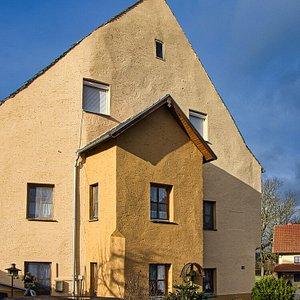 Das Neue Schloss in Wetterfeld dürfte nur wenigen bekannt sein.